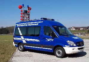 Mercedes Benz Sprinter >> THW